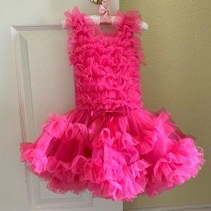 Popatu Ruffle Petti Dress size 18M